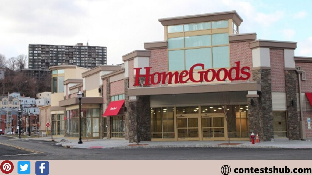 HomeGoods Feedback Survey