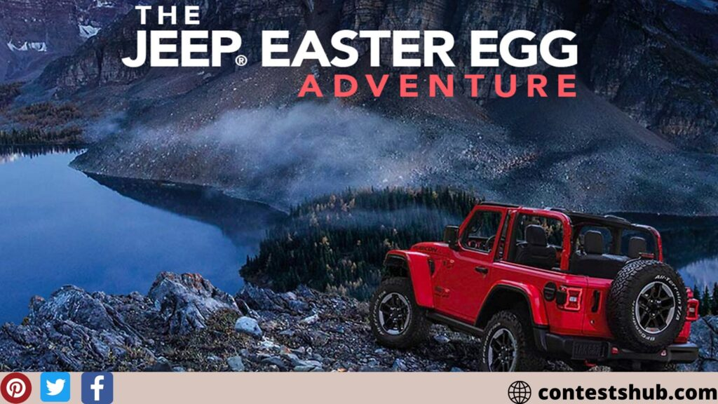 The Next Jeep Easter Egg Contest