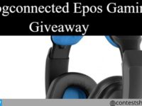 Cogconnected Epos Gaming Giveaway