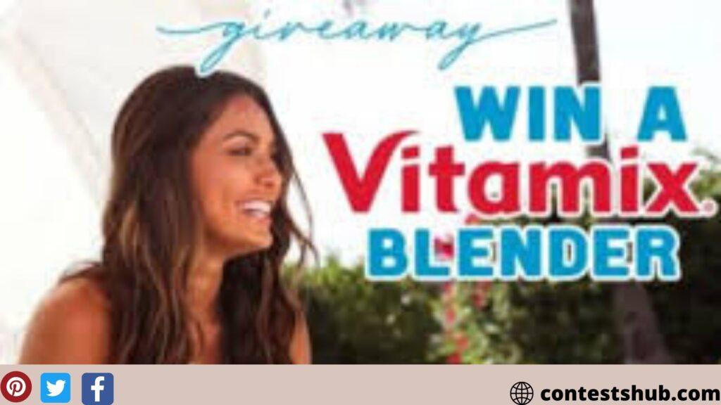 Hapari Vitamix Giveaway