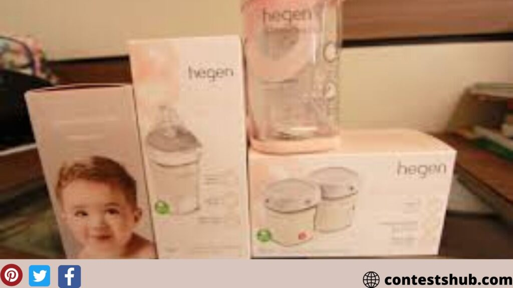Trying to Stay Calm Hegen Giveaway