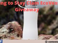 Trying to Stay Clam EcoVessel Giveaway