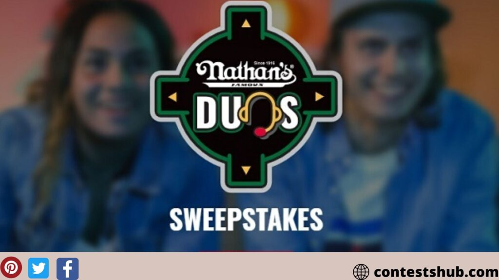 Nathan's Duos Gaming Bundle Sweepstakes