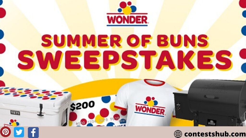 Wonder Bread Summer Sweepstakes 2020