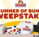 Wonder Bread Summer Sweepstakes 2020