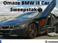 Omaze BMW i8 Car Sweepstakes is giving to chance to Win Gift to enter the Sweepstakes.