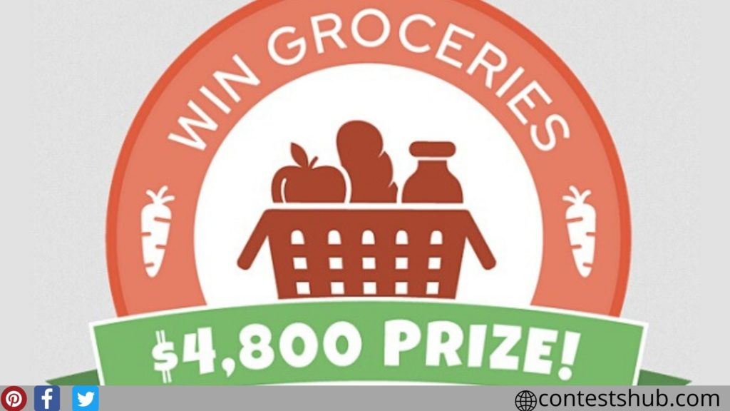 Second Street Groceries for a Year Sweepstakes