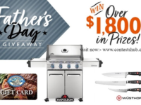 All Things Barbecue Father's Day Giveaway,