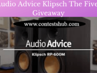 Audio Advice Klipsch The Fives Giveaway