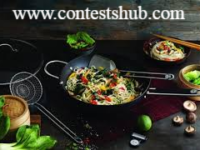 Steamy Kitchen Kuhn Rikon Wok Skillet Giveaway