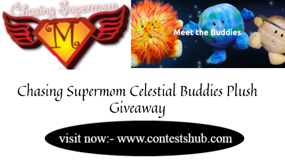 Chasing Supermom Celestial Buddies Plush Giveaway