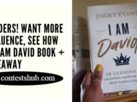 God4BandMe I Am David Giveaway