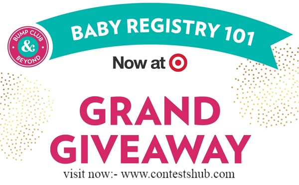 Bump Club and Beyond Baby Registry Giveaway 2020