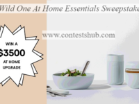 Wild One At Home Essentials Sweepstakes