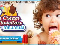 Easy Home Meals Free Ice Cream for a Year Giveaway