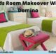 Kids Room Makeover With Domino