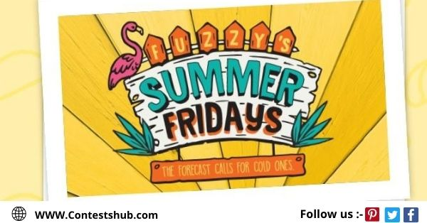 Fuzzy's Summer Fridays Giveaway