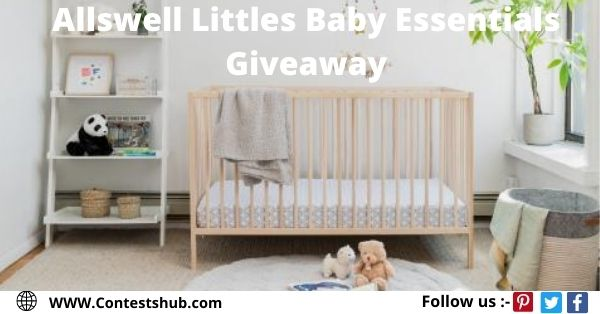 Allswell Littles Baby Essentials Giveaway