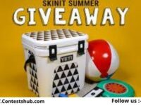 Skinit Yeti Cooler Summer Giveaway