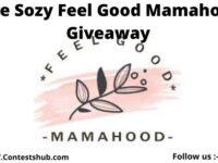 Live Sozy Feel Good Mamahood Giveaway