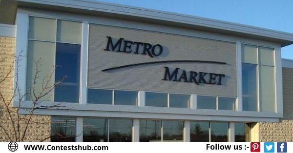 Share Metro Market Experience in Survey