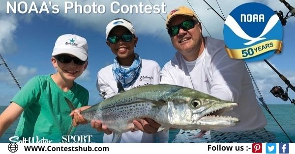 Sport Fishing Mag NOAA Photo Contest 2020