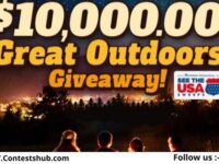 PCH.com $10k Great Outdoor Giveaway
