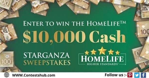 HomeLife Home Makeover Sweepstakes