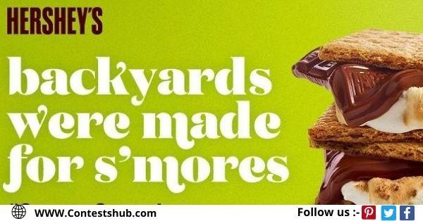Hersheys Backyard Makeover Sweepstakes