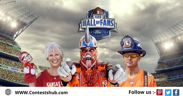 Ford Football Hall Of Fans Contest