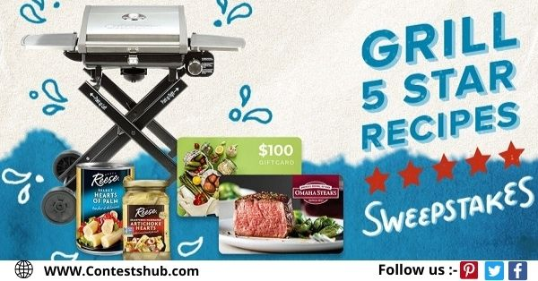 Reese Specialty Summer Grilling Sweepstakes 2020