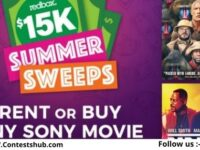 RedBox $15k Summer Cash Sweepstakes