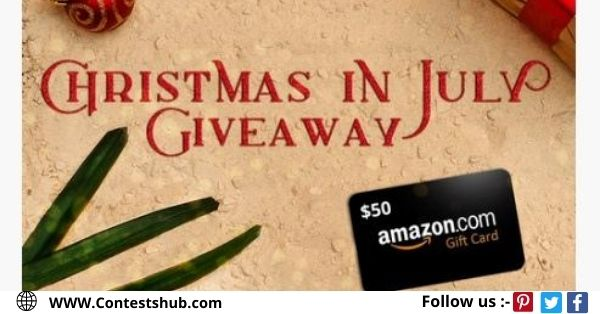 Fresh Book Deals Christmas In July Giveaway