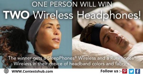 RunPhones SleepPhones Pajamas Giveaway