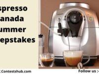 Espresso Canada Summer Sweepstakes