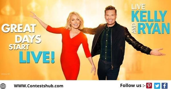 Live With Kelly & Ryan Light Up Your Day Web Trivia Contest