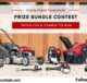 Honda Power Equipment Prize Bundle Contest