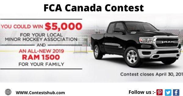 FCA Canada Contest