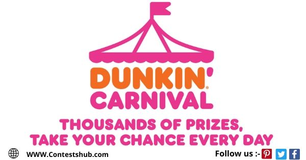 Dunkin Carnival Sweepstakes