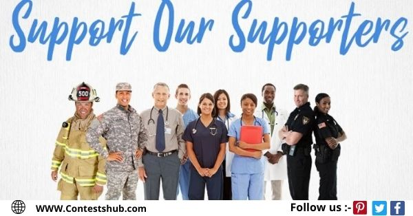Support Our Supporters Gift Basket Sweepstakes