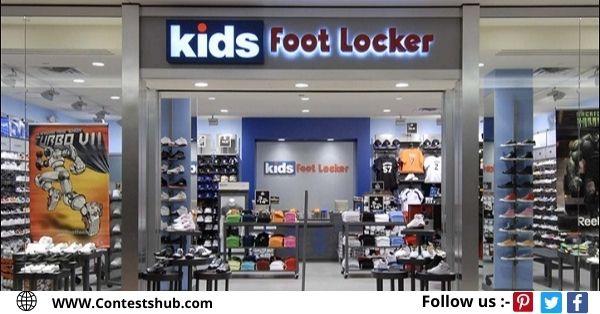 Take Kids Footlocker Customer Survey