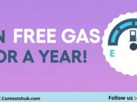 Omaze Gas Card Sweepstakes
