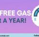 Omaze Gas Card Sweepstakes