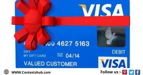 ValpakRx $100 Visa Gift Card Giveaway