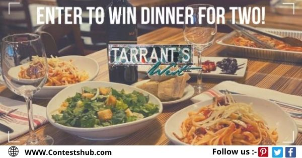 WRIC Dinner For Two Sweepstakes