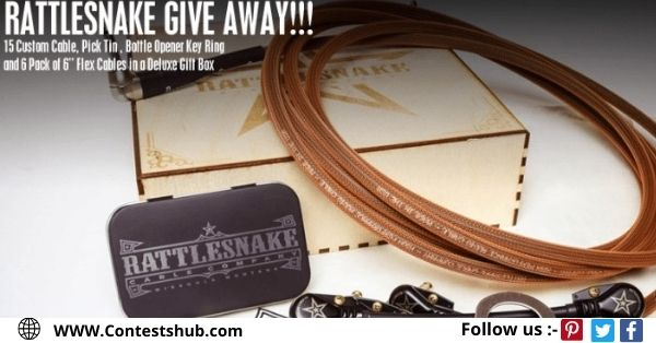Rattlesnake Cable Company Giveaway
