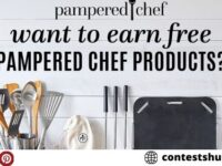Pampered Chef Cookware Sweepstakes
