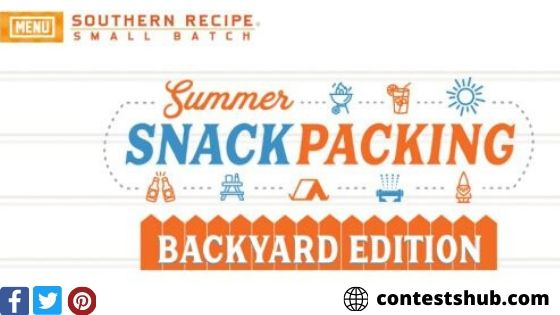 Southern Recipe Small Batch Summer Sweepstakes
