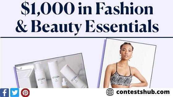 PopSugar Beauty Giveaway