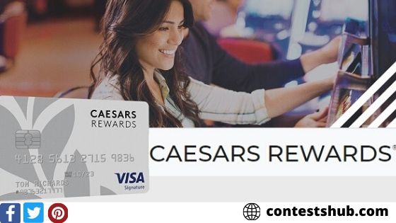Caesars Rewards IWG and Sweepstakes